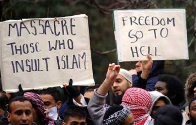 Muslims are hopeless