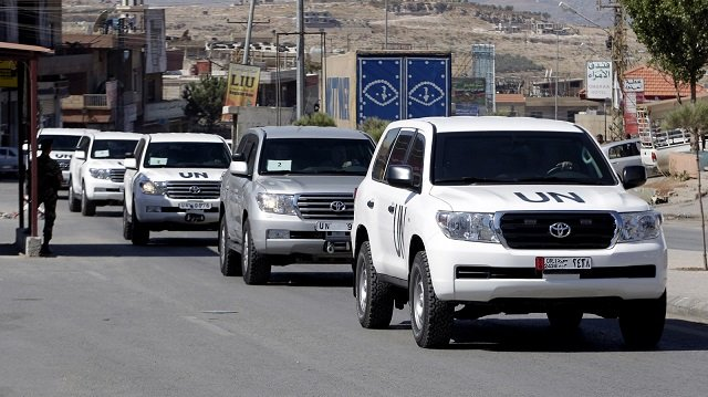 Syria Expected To Spar With Inspectors As Weapons Hunt Begins
