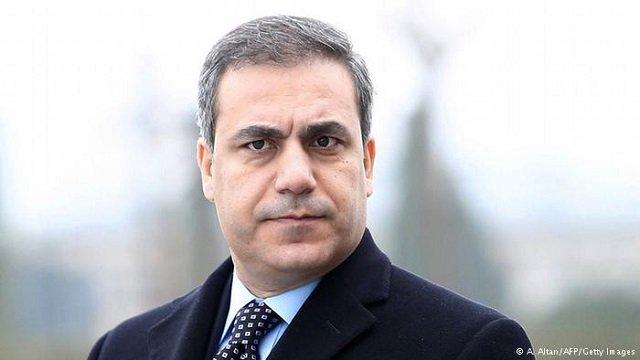 Turkey's Spymaster Plots Own Course on Syria