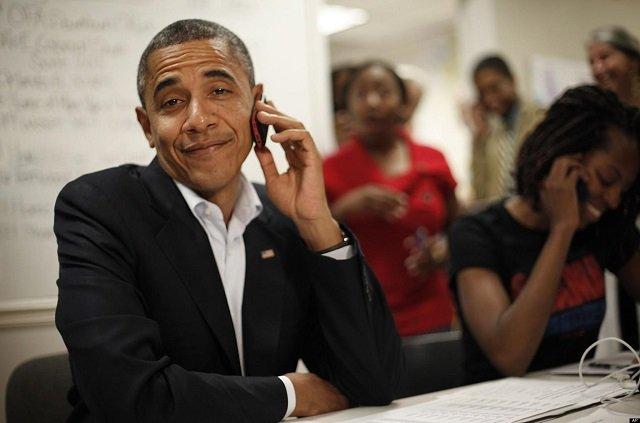 Falafel Witnesses Assad Calling Obama