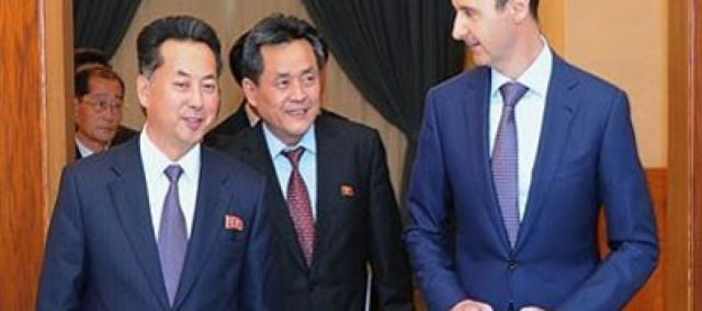 Behind The Lines: Assad's North Korean Connection