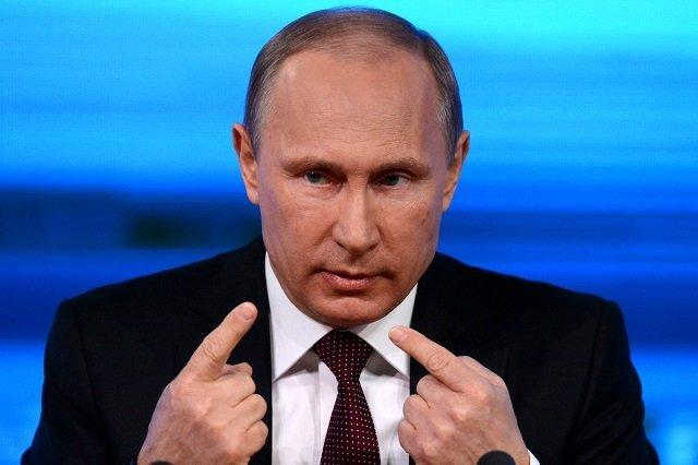 Putin's Next Target