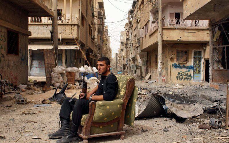 How The USA Lost Its Syrian Allies