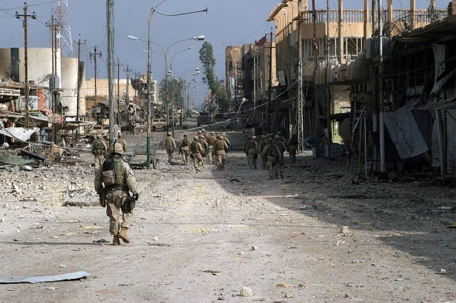 The Meaning of Fallujah