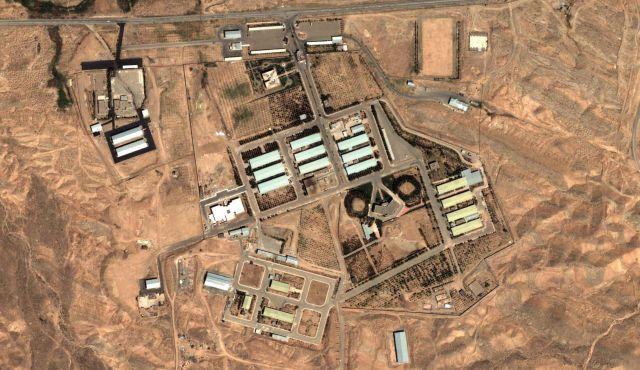 Secret nuclear programs