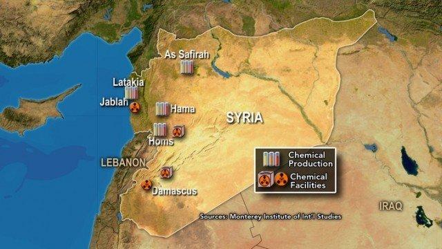Mr. Obama's new tone on Syria
