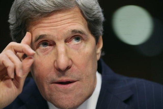 Senators: Kerry Admits Obama's Syria Policy Is Failing