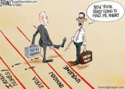 Obama's red line haunting America