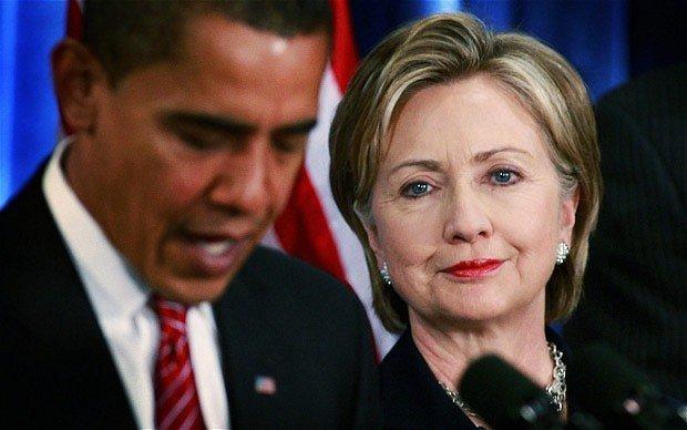 Clinton Criticizes Obama on Syria