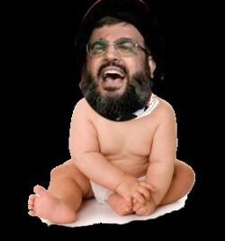 Did you know Hezbollah was pregnant?