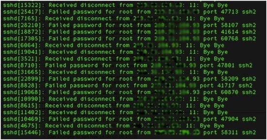 TFS website under attack