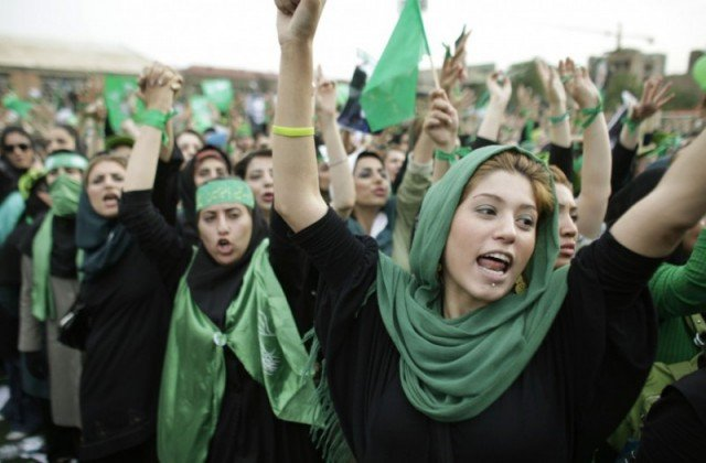 Time for Iranians to rise
