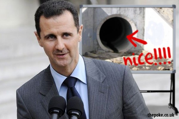 An imaginary memo on Syria