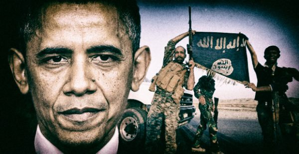 ISIS is Obama's Baby