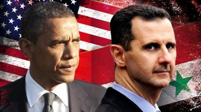 Obama Loves Assad