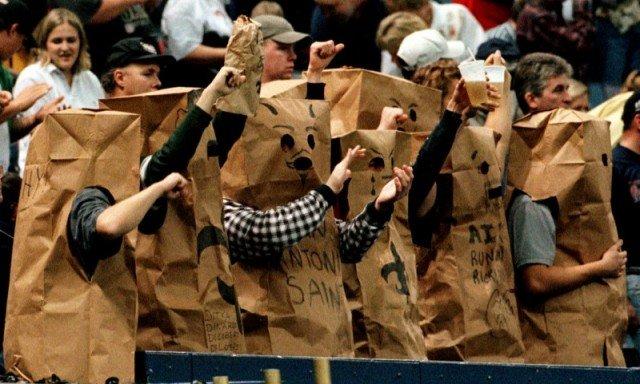 The Paper Bag President
