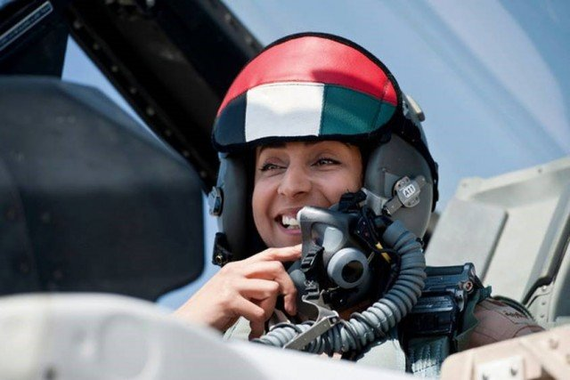 To defeat ISIL tell them a woman pilot led the bombing