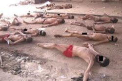 Holocaust Museum displays horrific images of Syrian regime killings