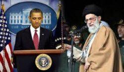 Obama ignoring terror to please Iran