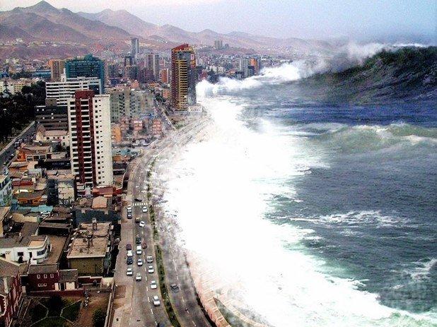 The Sunni Tsunami lurking below the surface