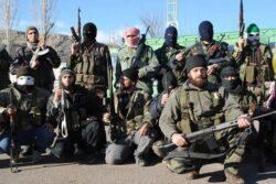 Striking Sunni terror but not Shia terror in Syria