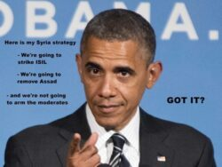 syria strategy