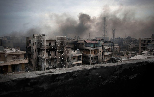 Is Assad worth the trail of destruction and violence?