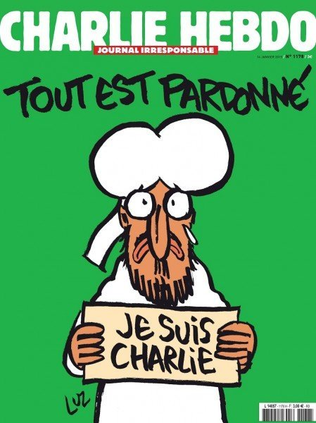 Defiant Charlie Hebdo to print 3M copies of latest edition with Muhammad on cover