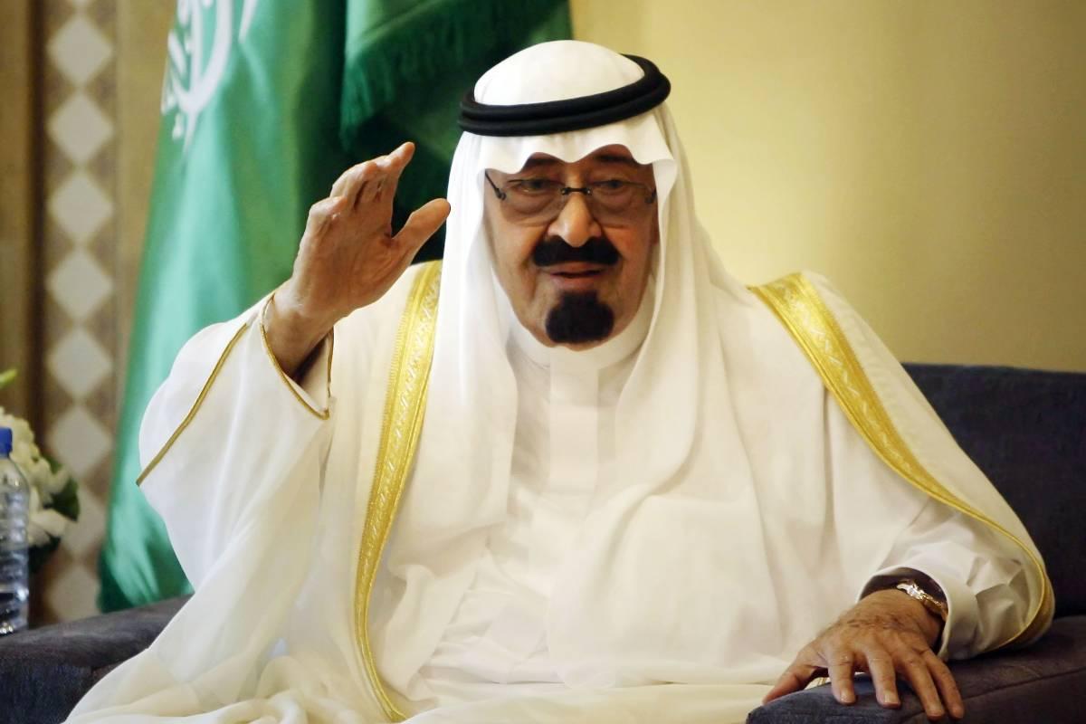 King Abdullah of Saudi Arabia dead at 90