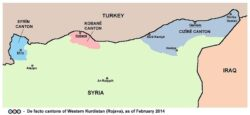 Kurds Battle Assad