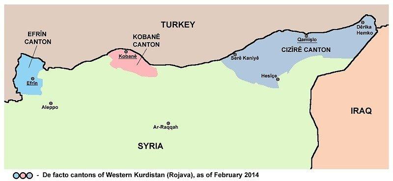 Kurds Battle Assad, Opening New Front