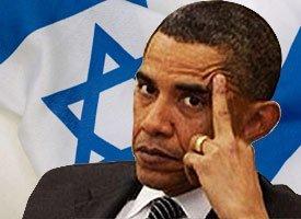 Falafel: Obama Stands Tall