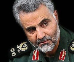 Suleimani prepared Assad