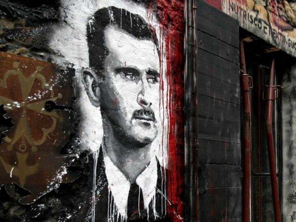 Assad Still Helping ISIS
