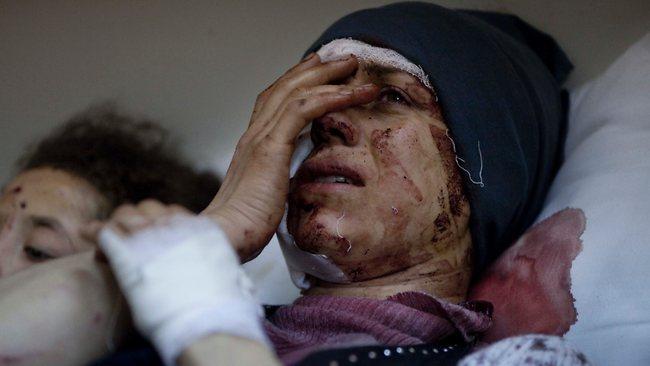 Assad Forces Execute 10 Children