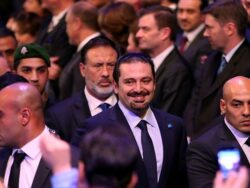 Hariri calls on Hezbollah to withdraw from Syria
