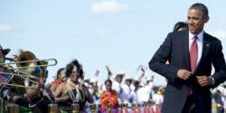 Obama invites Falafel to Dance