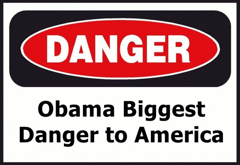 Obama biggest danger to America and her allies
