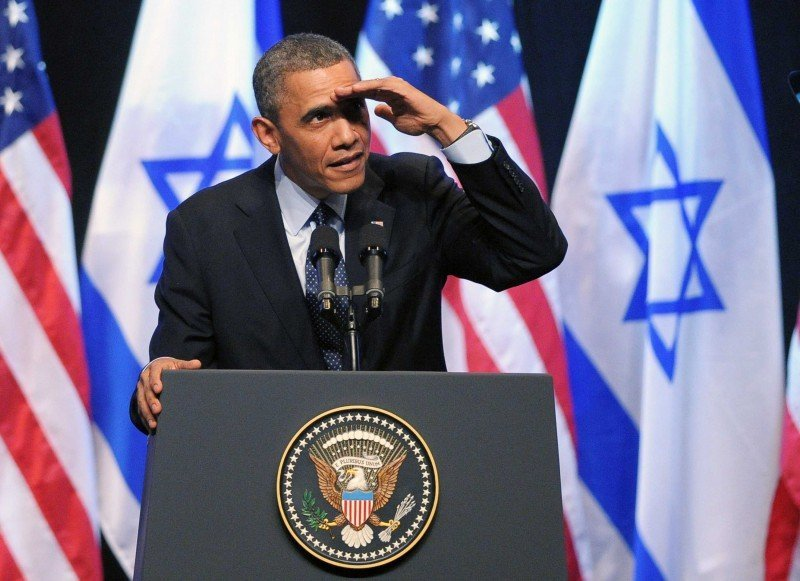 Obama's Israel Problem