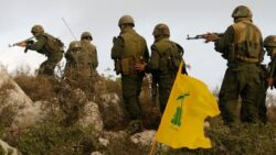 Pro-Assad Hezbollah fighters launch assault on Syrian rebels