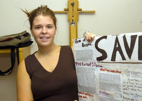 Saint Kayla Mueller