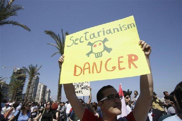 Sectarianism feeding wars