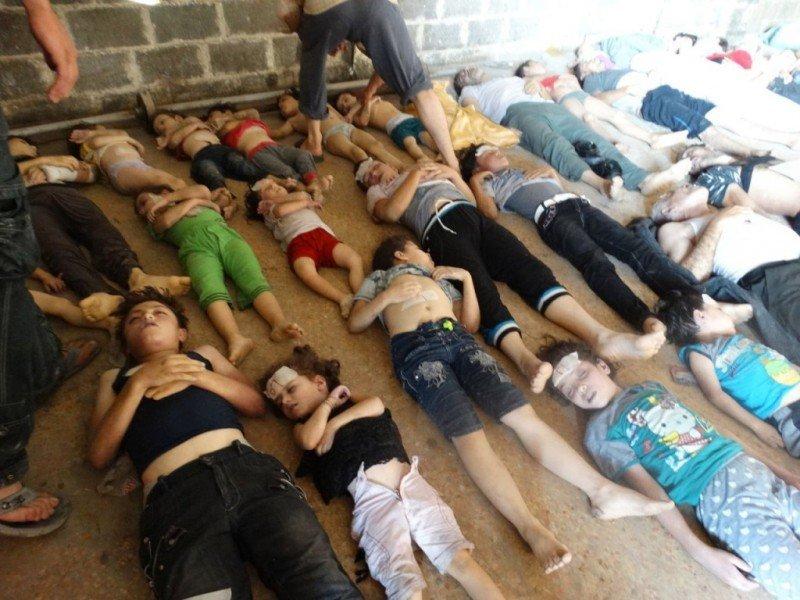 Brutal ISIS Acts Eclipse Syria's Assad Regime