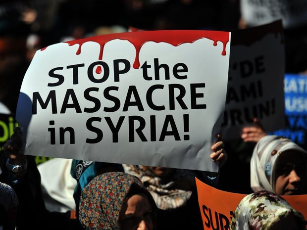How Will Assad Be Held Accountable For Crimes Against Humanity?
