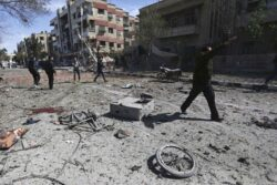 Islamic State Militants Attack Christian Villages in Syria
