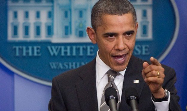 Obama Gets Smaller by the Day