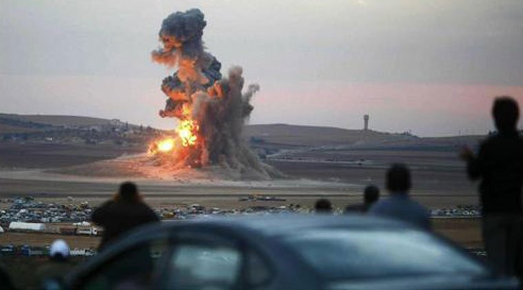 Stop the barrel bombs: the deadliest weapons in Syria's civil war