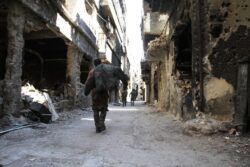 About 6,000 Europeans fighting with jihadist groups in Syria