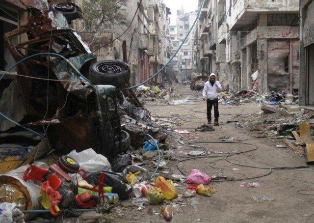 Assad Interviews Communicate Desperate Signs
