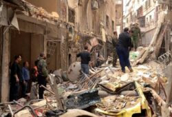 At least 35 civilians killed in Aleppo